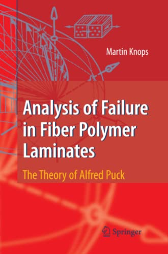 9783642094903: Analysis of Failure in Fiber Polymer Laminates: The Theory of Alfred Puck