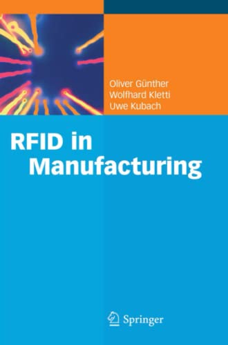 9783642095313: RFID in Manufacturing