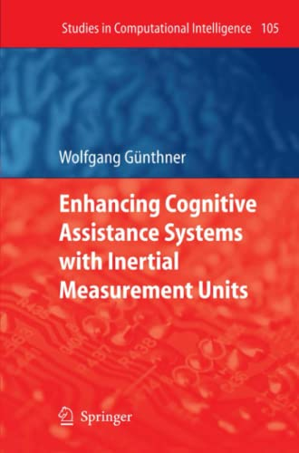 9783642095726: Enhancing Cognitive Assistance Systems with Inertial Measurement Units (Studies in Computational Intelligence)