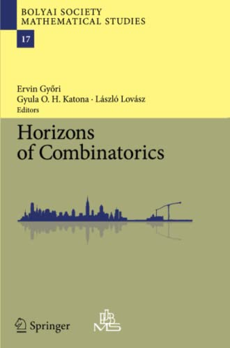 9783642095894: Horizons of Combinatorics (Bolyai Society Mathematical Studies)