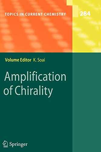 Amplification of Chirality Topics in Current Chemistry
