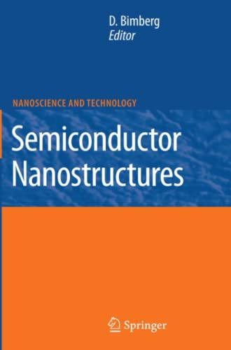 Semiconductor Nanostructures (NanoScience and Technology): Springer