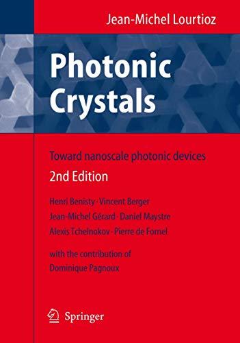 9783642097041: Photonic Crystals: Towards Nanoscale Photonic Devices