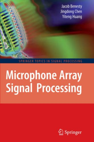 9783642097348: Microphone Array Signal Processing