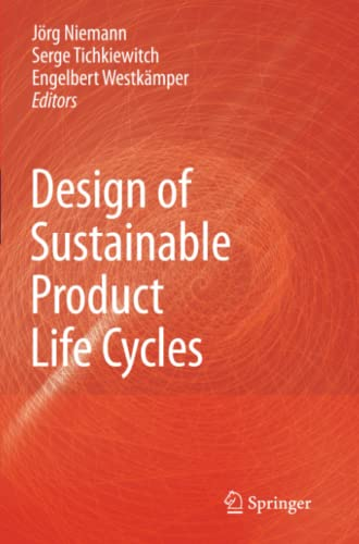 9783642097942: Design of Sustainable Product Life Cycles