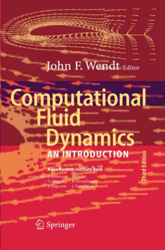 9783642098734: Computational Fluid Dynamics: An Introduction