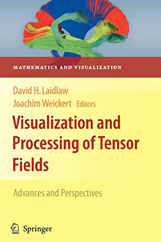 9783642100031: Visualization and Processing of Tensor Fields: Advances and Perspectives (Mathematics and Visualization)
