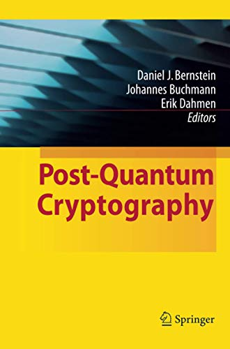 9783642100192: Post-Quantum Cryptography