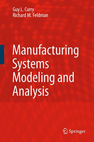 9783642100208: Manufacturing Systems Modeling and Analysis