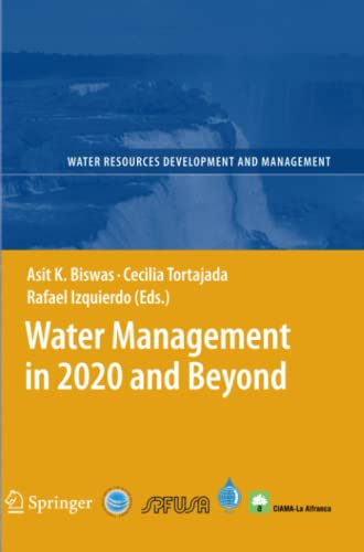 9783642100413: Water Management in 2020 and Beyond (Water Resources Development and Management)