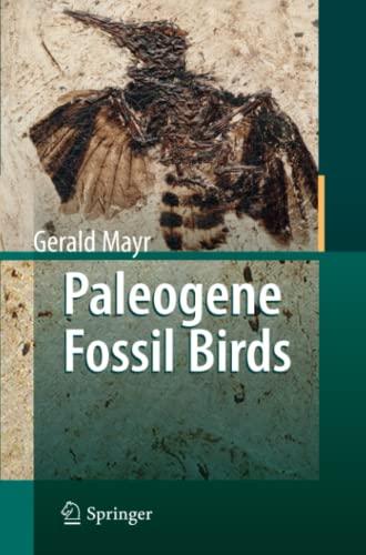 9783642100505: Paleogene Fossil Birds