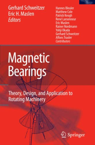 9783642101533: Magnetic Bearings: Theory, Design, and Application to Rotating Machinery