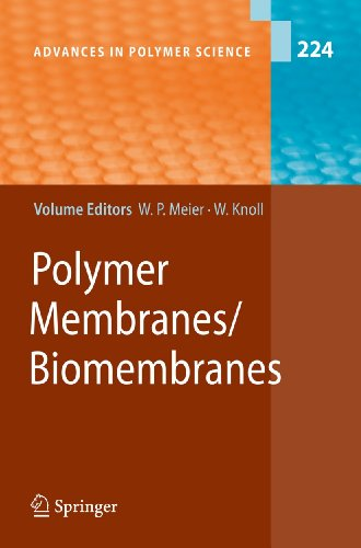 Polymer Membranes/Biomembranes: Wolfgang Peter Meier