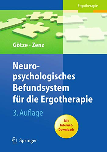9783642105340: Neuropsychologisches Befundsystem Fur die Ergotherapie