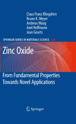 9783642105760: Zinc Oxide: From Fundamental Properties Towards Novel Applications (Springer Series in Materials Science)