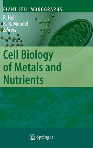 9783642106125: Cell Biology of Metals and Nutrients (Plant Cell Monographs)