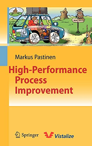 9783642107832: High-Performance Process Improvement