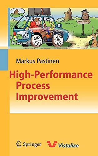 9783642107832: High-Performance Process Improvement