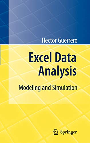 9783642108341: Excel Data Analysis: Modeling and Simulation