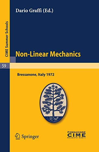 Non-Linear Mechanics