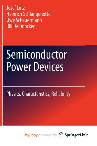 9783642111266: Semiconductor Power Devices: Physics, Characteristics, Reliability