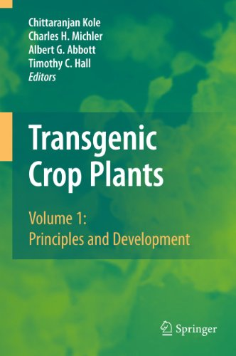 Transgenic Crop Plants: Chittaranjan Kole