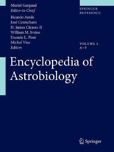 9783642112713: Encyclopedia of Astrobiology