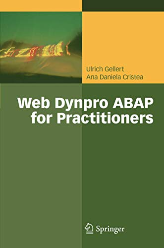 9783642113840: Web Dynpro ABAP for Practitioners