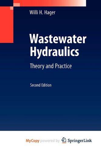 9783642114847: Wastewater Hydraulics