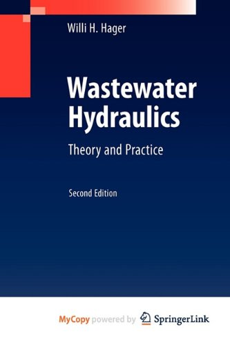 9783642114847: Wastewater Hydraulics: Theory and Practice