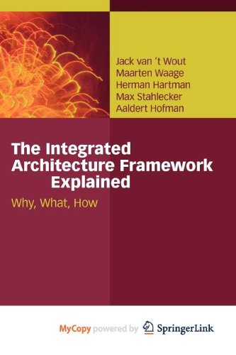 9783642115592: The Integrated Architecture Framework Explained