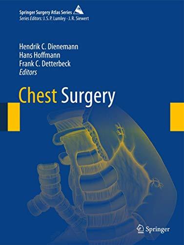 9783642120435: Chest Surgery (Springer Surgery Atlas Series)