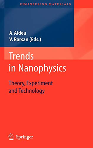 Trends in Nanophysics: Alexandru Aldea