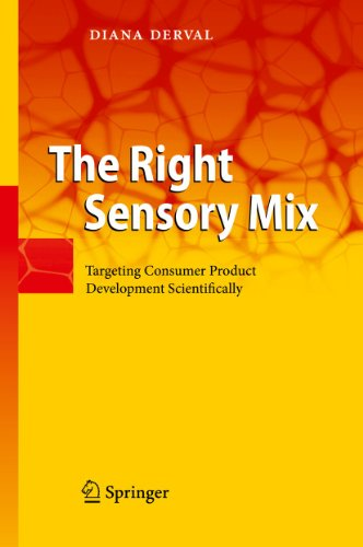 9783642120923: The Right Sensory Mix: Targeting Consumer Product Development Scientifically