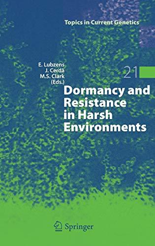 9783642124211: Dormancy and Resistance in Harsh Environments (Topics in Current Genetics)