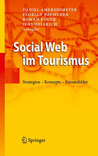 9783642125072: Social Web im Tourismus: Strategien - Konzepte - Einsatzfelder