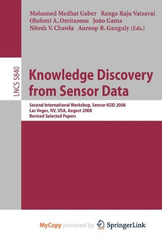 9783642125201: Knowledge Discovery from Sensor Data