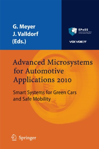 Advanced Microsystems for Automotive Applications 2010: Gereon Meyer