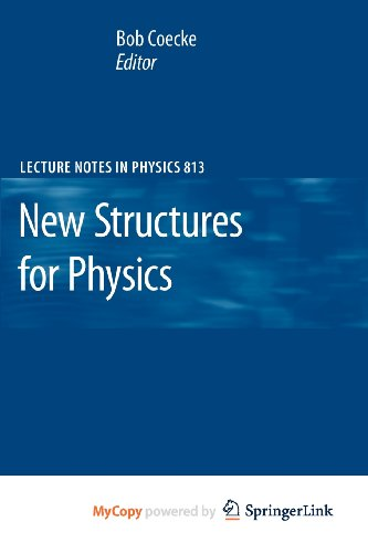 9783642128226: New Structures for Physics