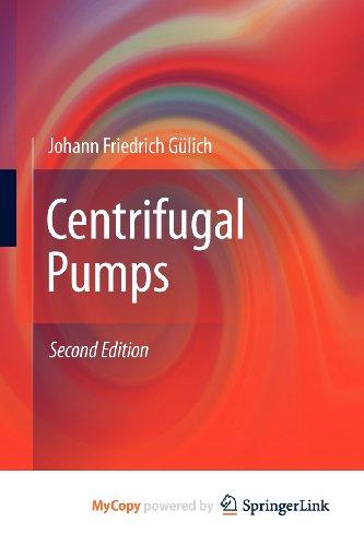 9783642128257: Centrifugal Pumps