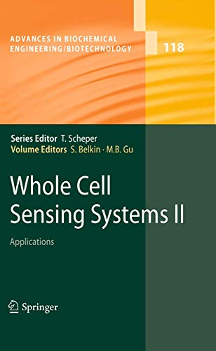 Whole Cell Sensing System II: Shimshon S. Belkin