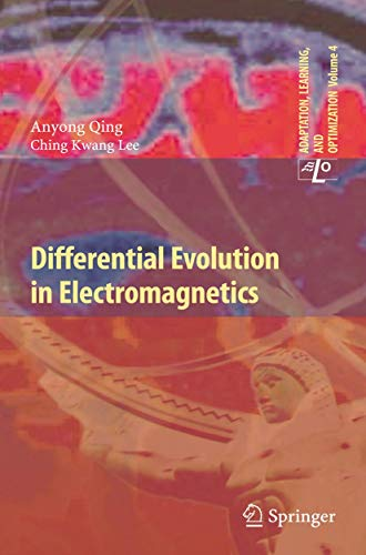 Differential Evolution in Electromagnetics (Hardcover): Qing