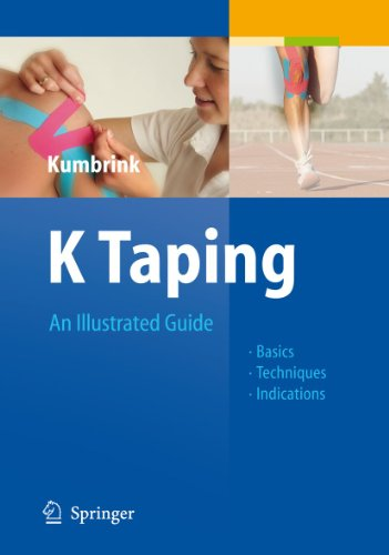 9783642129315: K Taping: An Illustrated Guide - Basics - Techniques - Indications