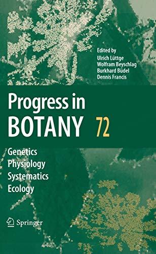 Progress in Botany 72: Ulrich E. Lüttge