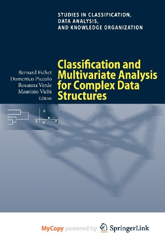 9783642133138: Classification and Multivariate Analysis for Complex Data Structures