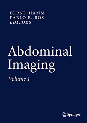 Abdominal Imaging: Bernd Hamm