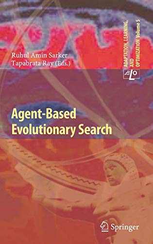 9783642134241: Agent-Based Evolutionary Search (Adaptation, Learning, and Optimization)