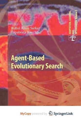 9783642134265: Agent-Based Evolutionary Search