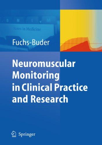 9783642134760: Neuromuscular Monitoring