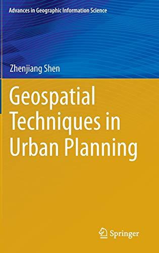 Geospatial Techniques in Urban Planning: Zhenjiang Shen